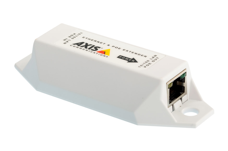 Axis - AXIS T8129 POE EXTENDER