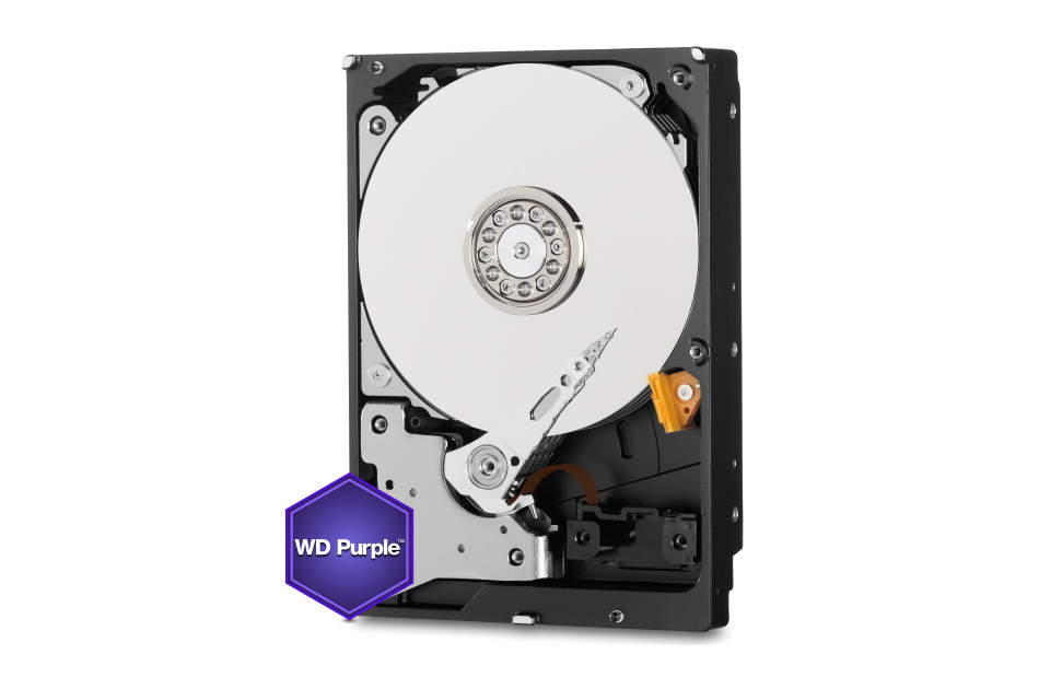 eneo - HDD-4000SATA Purple