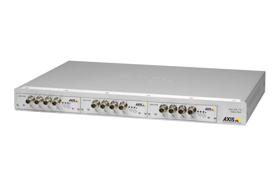 Axis - AXIS 291 VIDEO SERVER RACK
