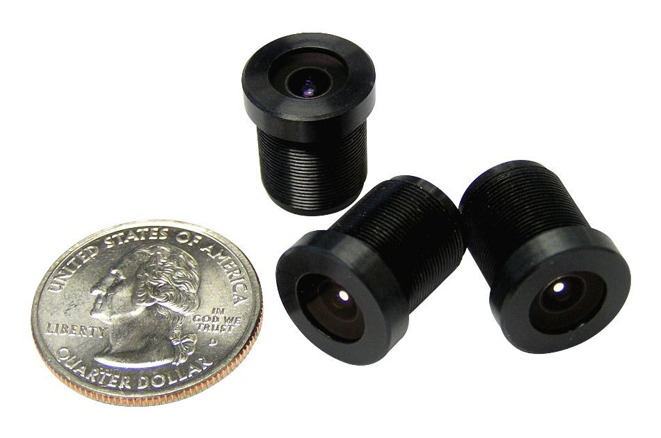 Axis - LENS M12 MEGAPIXEL 2.8MM 10PCS
