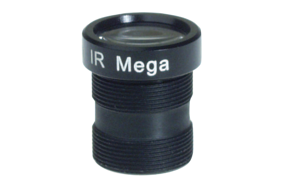 Axis - ACC LENS M12 8MM F1.6 10 PCS