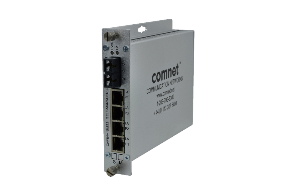 ComNet - CNFE4+1SMSS2