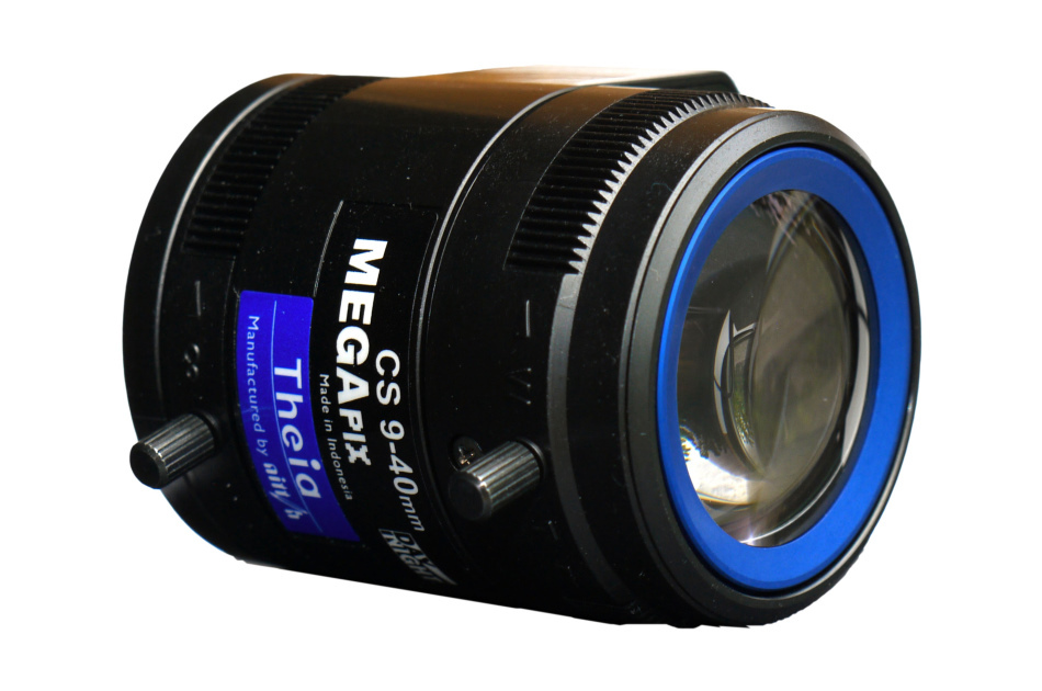 Axis - LENS CS VARIF 9-40MM DC-IRIS D