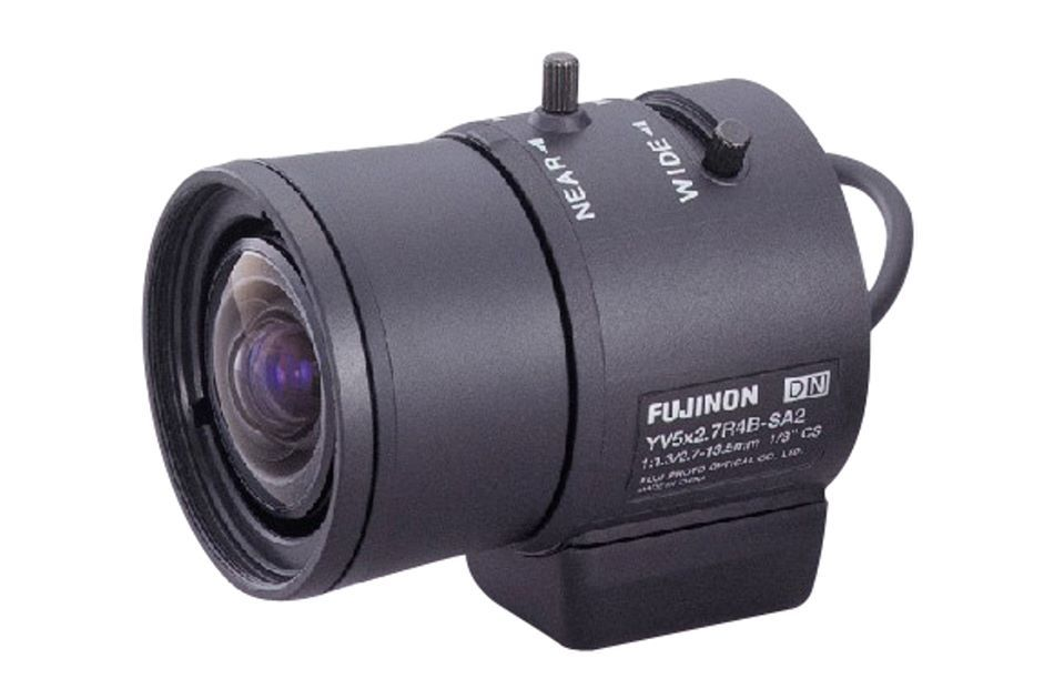 Fujinon Security - YV5X2.7R4B-SA2L