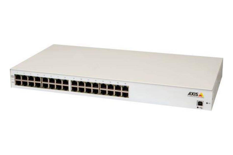 Axis - AXIS POE MIDSPAN 16-PORT