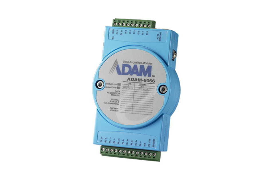Advantech - ADAM-6066 D