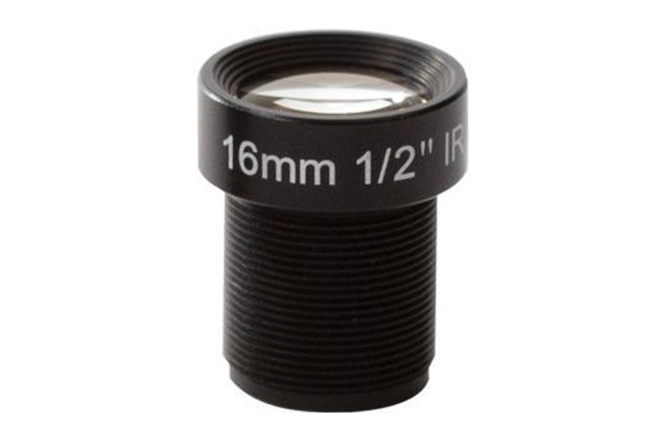 Axis - LENS M12 16MM 5PCS