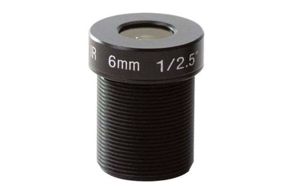 Axis - LENS M12 6MM 5PCS