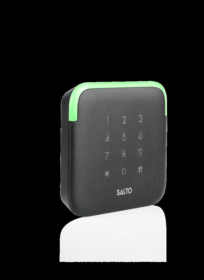 SALTO - XS4 2 0 Wall Reader Proximity BLE DESFire/MIFARE/HID