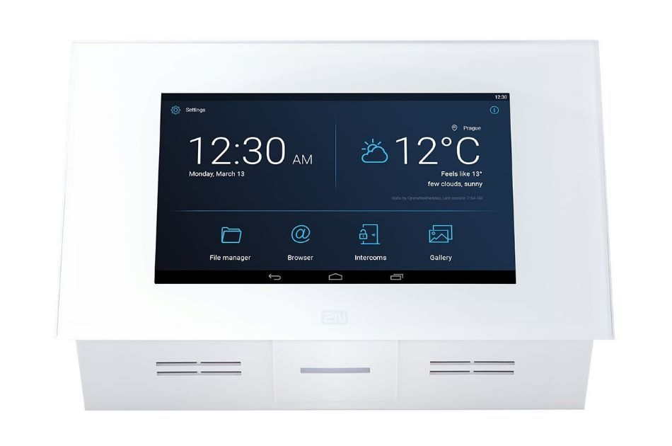 2N - 2N Indoor Touch 2.0 WiFi White