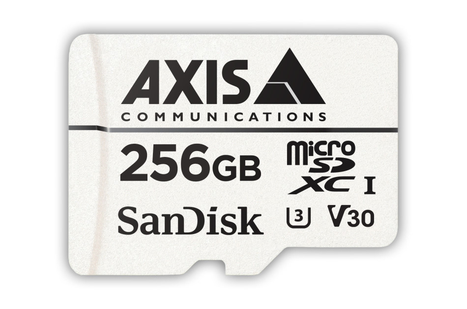 Axis - AXIS SURV CARD 256GB 10 PCS