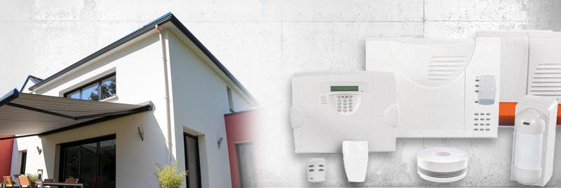 Wireless Alarms Daitem D16 Banner